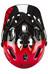 Bell Super 2 kypärä , punainen/musta